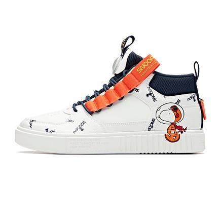 29日0点: ANTA 安踏×SNOOPY 联名 男女款运动鞋 279元包邮