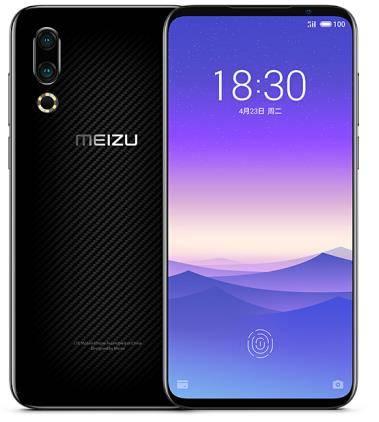 MEIZU 魅族 16s 智能手机 6GB+128GB 碳纤黑    2499元包邮(需用券)
