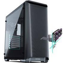 新品發售:PHANTEKS追風者P400Air鋼化玻璃ATX機箱黑色 299元包郵