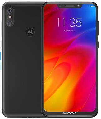 摩托罗拉 Motorola p30 note(XT1942-1)6GB+64GB墨岩黑