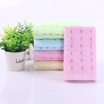 2人拼购:SALUKO 户外旅行纯棉毛巾 3条装 35x70cm    1.9元包邮(需用券)