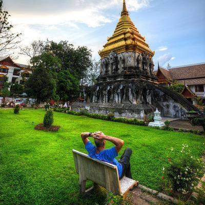 全国多地-泰国清迈5天4晚自由行(直飞往返,住4-5星酒店,含早+接送机) 2591元起/人