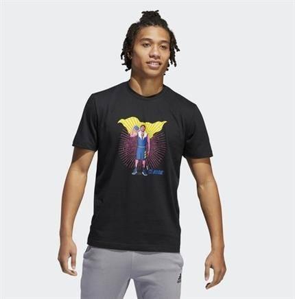 22日0点: adidas 阿迪达斯 ROSE VISION DX6646 男士短袖T恤低至47元(需用券)
