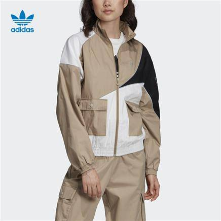 22日0点:adidas 阿迪达斯 三叶草 TRACK TOP 女子 运动外套 FR0560+凑单品    249元(多重优惠)