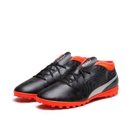 PUMA彪马 青少年足球鞋 PUMA ONE 18.4 TT 104562 109元包邮(需用券)