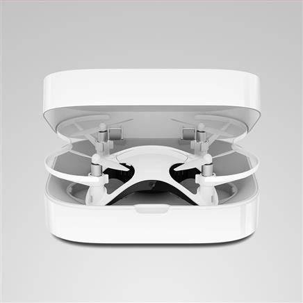 新品发售: HOLY STONE Jellyfish 标准版 迷你飞行器 499元包邮(需50元定金)