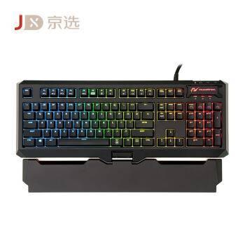 历史低价: megastone 谜石 幻刃系列HK10 机械键盘 原厂Cherry轴 青轴 RGB