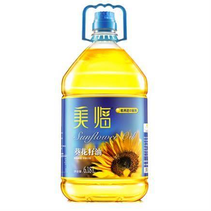 限地区:美临 葵花籽油 6.18L*3件131.73元包邮(双重优惠,合43.91元/件)