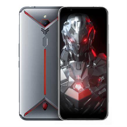 nubia 努比亚 红魔3S 游戏手机 8GB+128GB 银色风暴