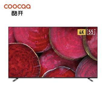 19日20点、手慢无: coocaa 酷开 55K6D 55英寸4K 液晶电视    999元包邮(限200台)