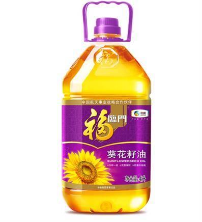 福临门 精选葵花籽油 4L *4件153.6元包邮(需用券、折合38.4元/件)