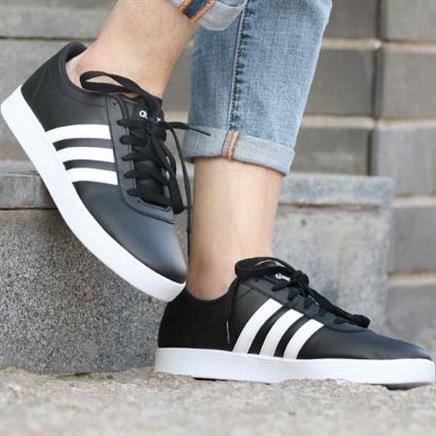 adidas 阿迪达斯 男鞋 EASY-VULC-2.0 运动休闲鞋 B43665+凑单品
