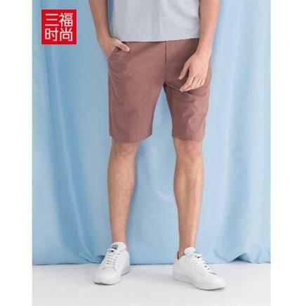 抓紧下、限尺码:三福  398573 休闲潮流五分裤