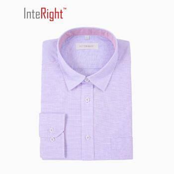 INTERIGHT 3828819 男士棉麻水洗衬衫 低至25元/件