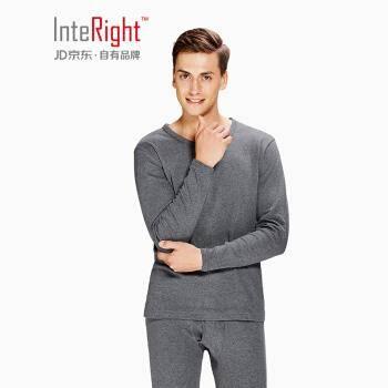 InteRight 5315814 男士加绒加厚保暖内衣 低至28元/件