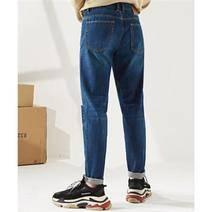 A21 男士小直筒牛仔褲 2件 99元包郵(折49.5元/件)