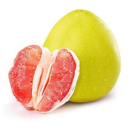 福建平和�g溪蜜柚 红心蜜柚 红心柚子 2个装 1.8kg-2.5kg*4件