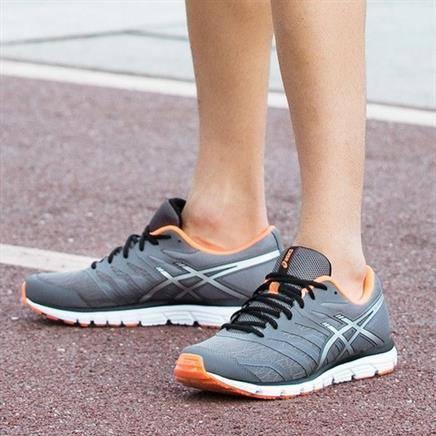 16日10点、移动端: ASICS 亚瑟士 GEL-ZARACA 4 男款跑步鞋 *2件 390元包邮(限1小时,合195元/件)