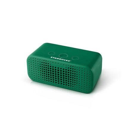 17日0点:TMALL GENIE 天猫精灵 方糖R 星巴克定制版 智能音箱169元包邮(需用券)