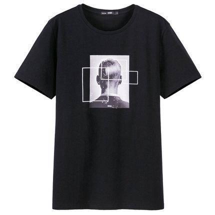 Semir 森马 12-038001156 男士圆领T恤 低至13.5元/件