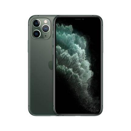 绿色现货:Apple苹果iPhone11Pro智能手机(256GB、全网通、暗夜绿)