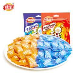 佳宝 维C果味含片 两种口味 150g *2件 15.9元包邮(折合7.95元/件)