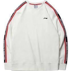 21日0点、双11预售: LI-NING 李宁 AWDP321 男子休闲圆领衫