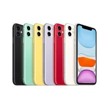 全色补货、双11预售: Apple 苹果 iPhone 11 智能手机 64GB4999元包邮(需100元定金,11日1点付尾款)