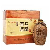 京東PLUS會員:塔牌 2009年手工冬釀原酒1.5L*2壇 *2件+塔牌紅350ml單瓶裝 232.6元(雙重優惠,合116.3元/件)