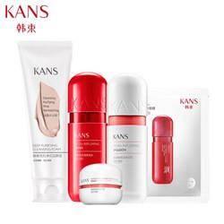 KanS 韩束 高机能面膜系列 体验五件套