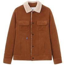 雙11預售:馬克華菲 男士燈芯絨夾克外套 低至197元