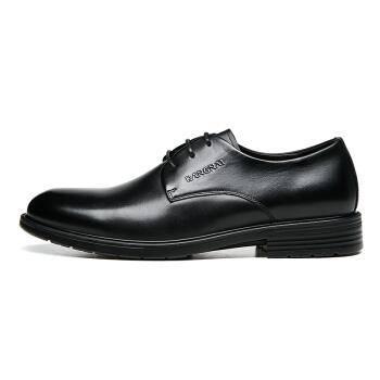 康奈 1177804 男士商务系带皮鞋 2件