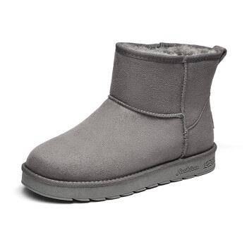 康奈 18298030 情侣款雪地靴 2件