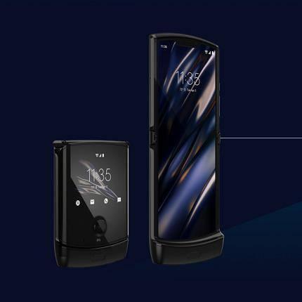 新品发布: MOTOROLA 摩托罗拉 Razr 折叠屏手机    1499美元(约人民币10525元)
