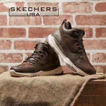 京東PLUS會員: SKECHERS 斯凱奇 65731 男款休閑運動鞋+ 66020 男款復古休閑鞋 低至282.5元