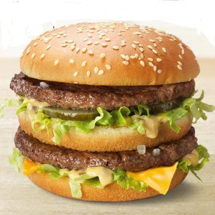 【11月11日开抢】麦当劳 巨无霸 10次券