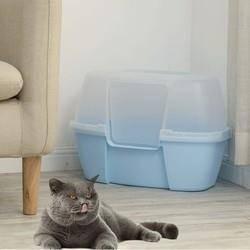 11日0点、双11预告: IRIS 爱丽思 全封闭式三角猫砂盆