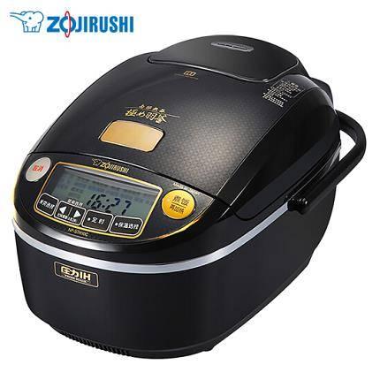 ZOJIRUSHI 象印 NP-STH10C IH电饭煲(南部铁器、七段压力)    24999元包邮(需100元定金,25日付尾款)