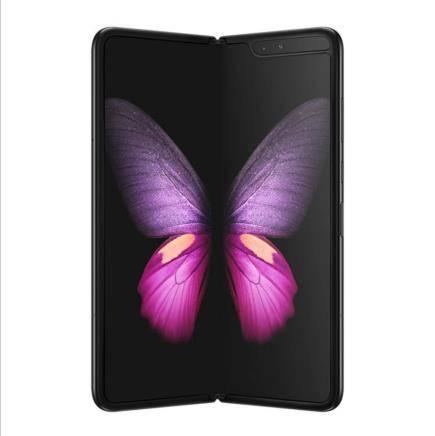 三星 SAMSUNG Galaxy Fold 折叠屏 量子黑 12GB+512GB    15879元包邮