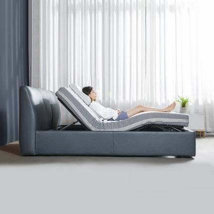 8H Milan智能电动床套装 1.5米 (含记忆棉床垫) 4899元包邮(需用券)