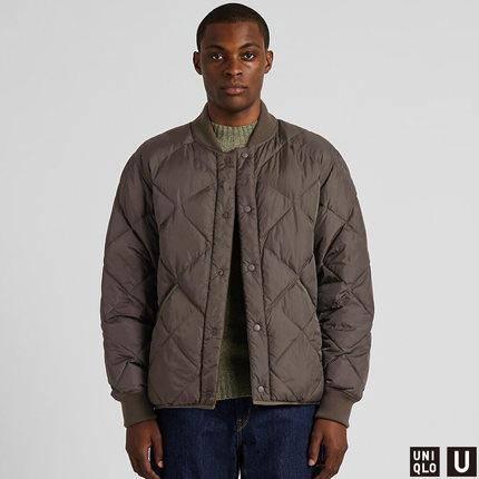 UNIQLO 优衣库 420430 设计师合作款 男士保暖两面穿外套    299元包邮