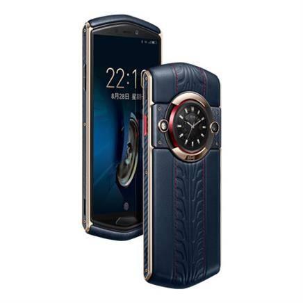 新品上市:8848 钛金手机 M5 锐途版 6G 128G 智能商务加密轻奢手机 藏蓝色    9999元包邮