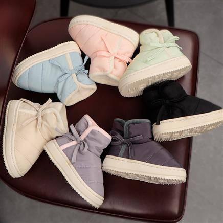 米诗梦 儿童棉鞋 室内 多码可选10.8元包邮(需用券)