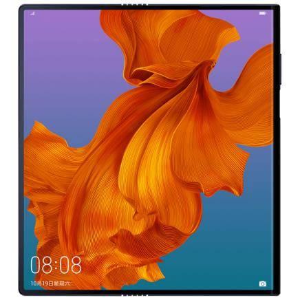 买到就是赚39000元:华为 MATE X 5G 智能折叠屏新机  12月6日限量发售    上午10点08分