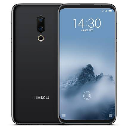 MEIZU 魅族 16th 智能手机 6GB 64GB 黑色    1419元包邮