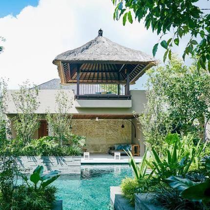 南纬8°顶级度假!巴厘岛阿丽拉曼吉斯+虹夕诺雅4-6晚酒店套餐