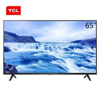 12日0点、双12预告、历史低价: TCL 65L680 65英寸 4K 液晶电视 2299元包邮(前1小时,可用券)