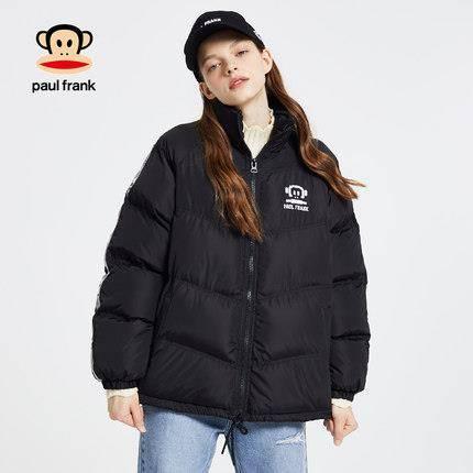 12日0点:大嘴猴 PFCCC194201W 女士加厚棉服外套