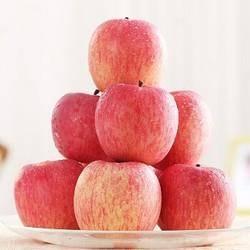 静益乐源 红富士苹果 果径70-80mm 5斤*2件    23.6元包邮(合11.8元/件)