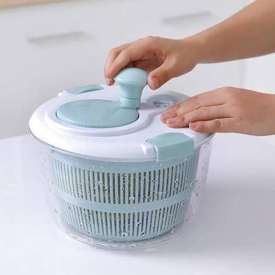 慢友专享-抵现红包:倍易加 家用蔬菜脱水器 水果沥水篮